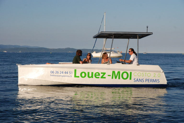 Location de bateau sans permis à Hyères