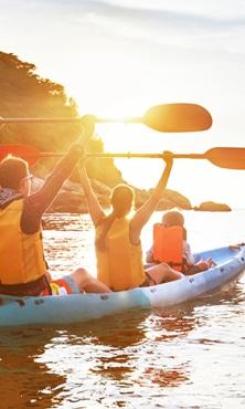Kayak à Hyères | Incentive Jet