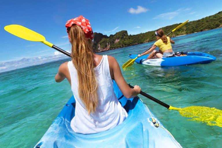 Kayak solo à Hyères | Incentive Jet