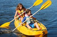 Kayak de mer 2 personnes